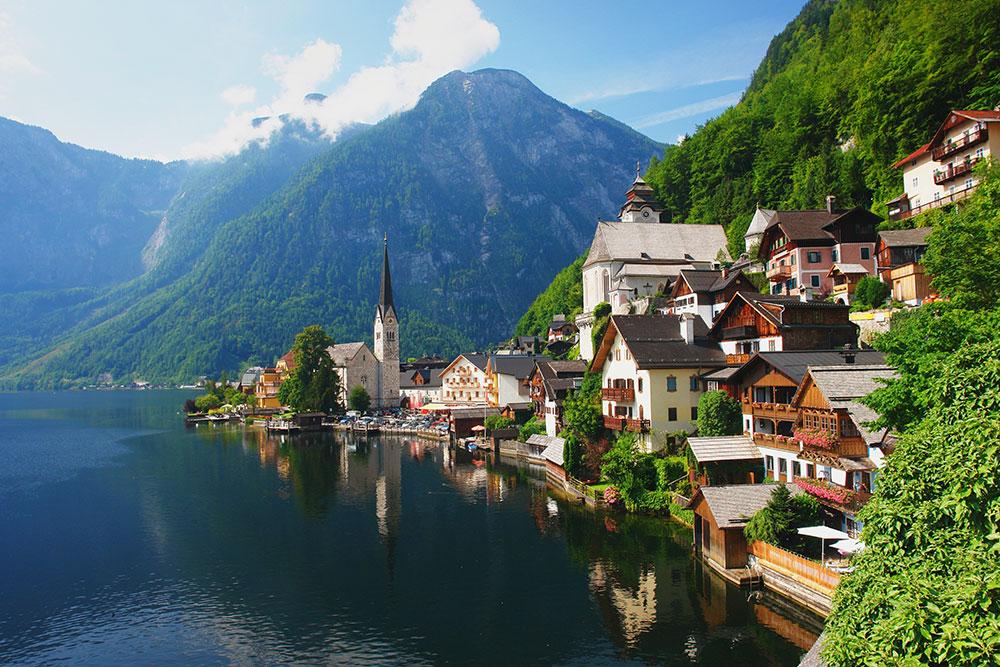 Move to Austria